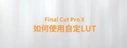 【YAKFX原创录制教程】Final Cut Pro X 中文教程:(0027)如何使用自定 LUT