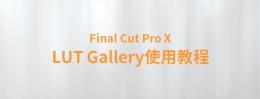 【YAKFX原创录制教程】Final Cut Pro X 中文教程:(0036)第三方插件 LUT预设加载管理工具 LUT Gallery 使用教程