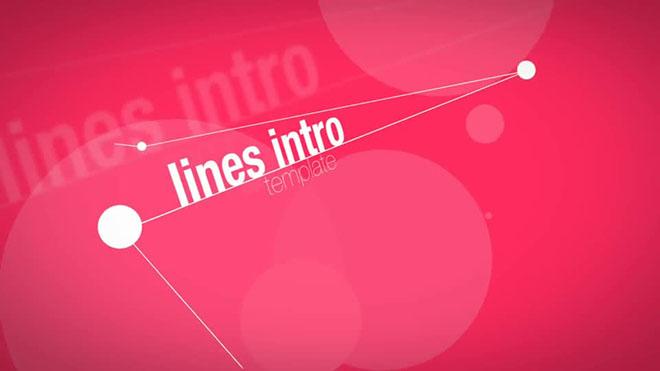 line intro